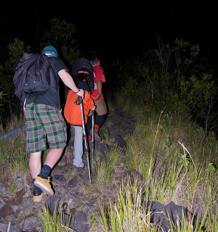 Climbing Mount Agung Bali
