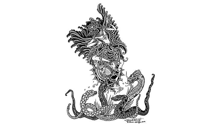 Mythology of Garuda Indonesia History