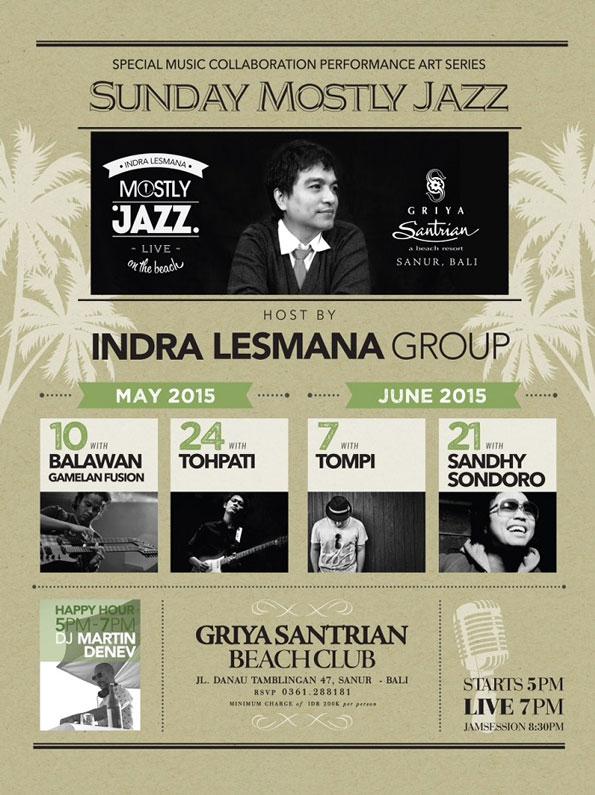 Sunday Jazz May-June2