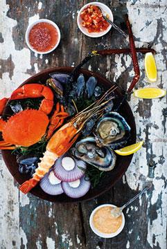 The Four Seasons Sayan - Seafood