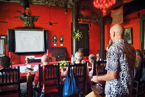 Workshop in Tugu Bali