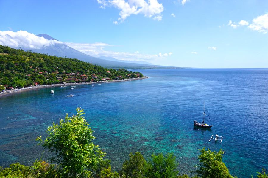 Jemeluk Bay Amed Bali 1