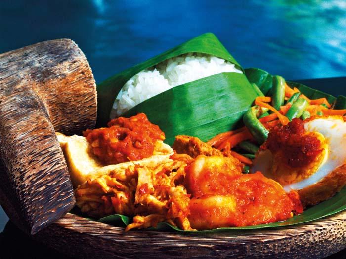 DS - Lola's Art of Indonesian Cuisine