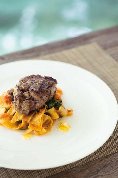 DS - Sudamala Introduces Ares Steak & Pasta in Sanur