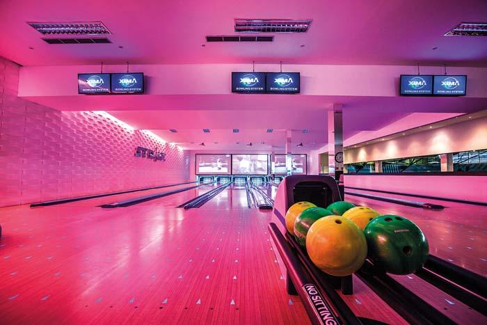 Strike Bowling in Bali - Indoor Activities  Raining in Bali