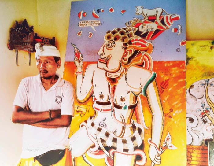 WO - Exhibition at Sudamala (2)