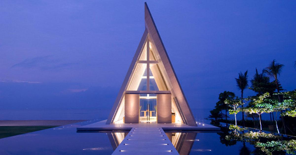 Infinity Chapel - Wedding Venues in Bali