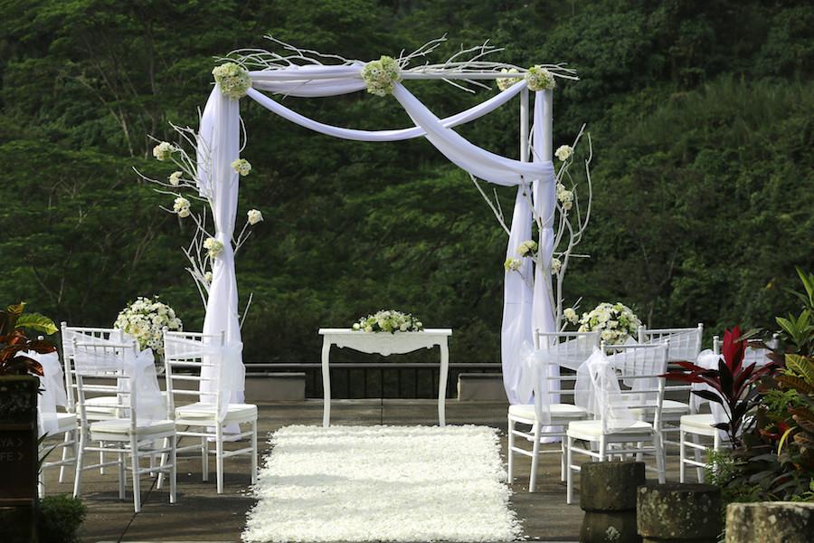 Maya Ubud Wedding Venues in Bali