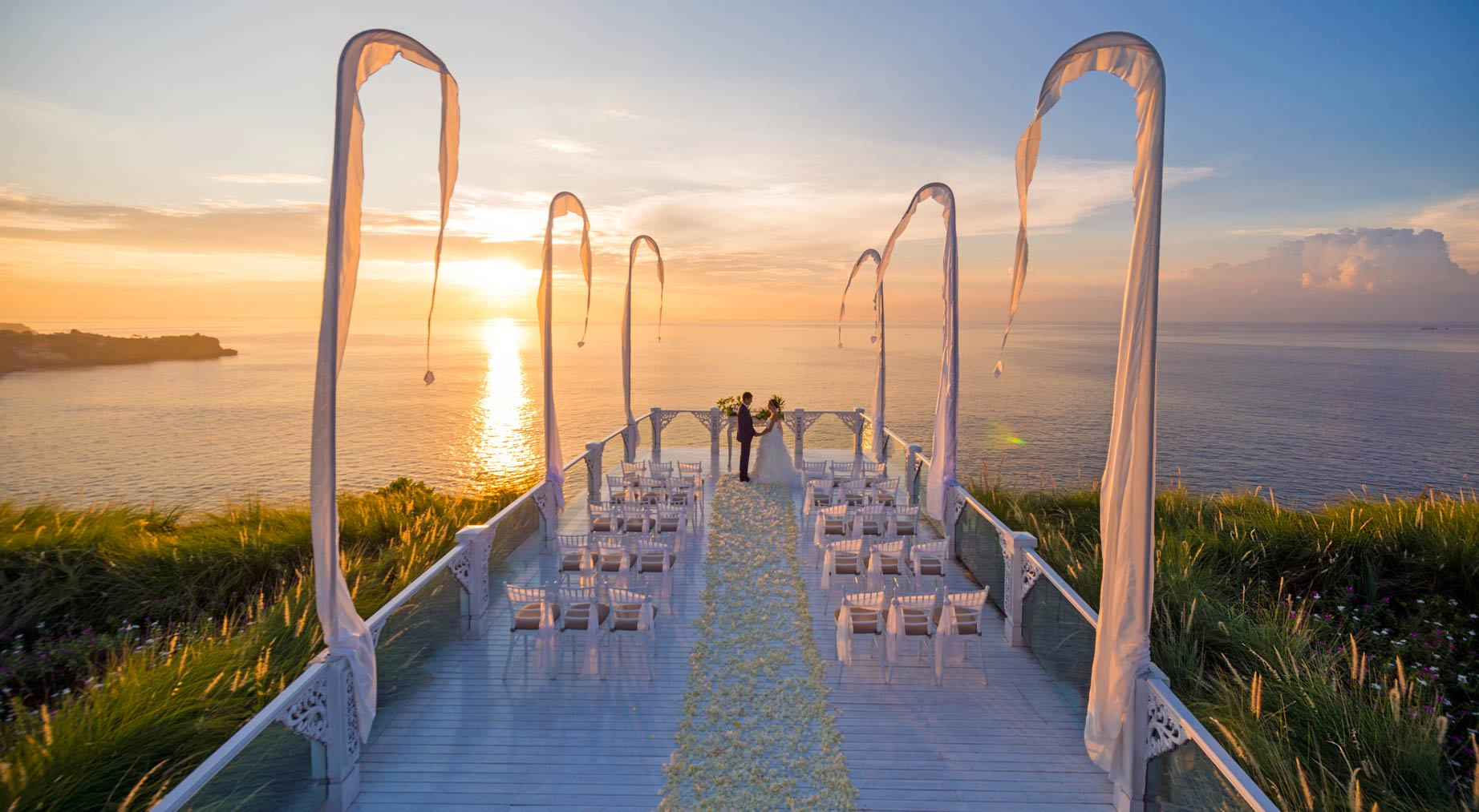 SKY Ayana Jimbaran Wedding Venues in Bali