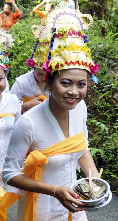 Balinese Women 4