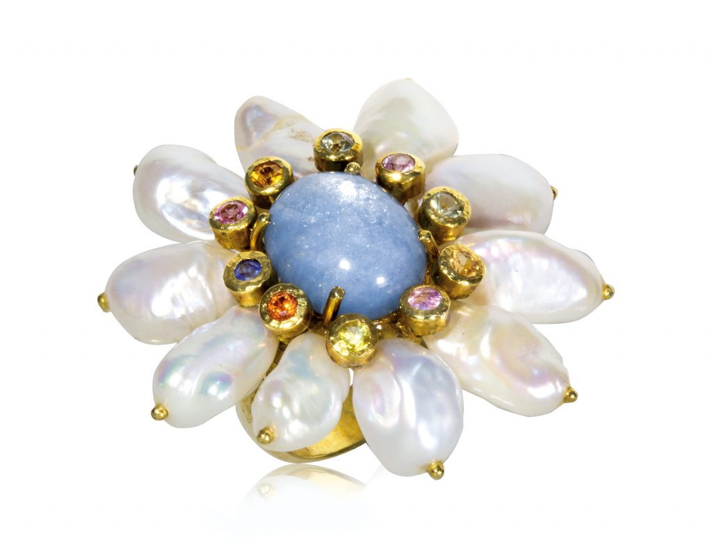 Aquamarine Maluku Ring_kecil