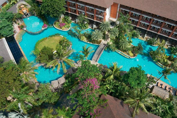 Padma Resort Legian Bali