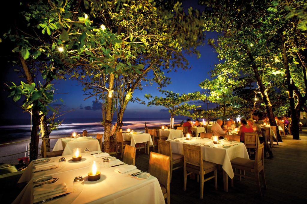 Theme - Dining - Chez Gado Gado