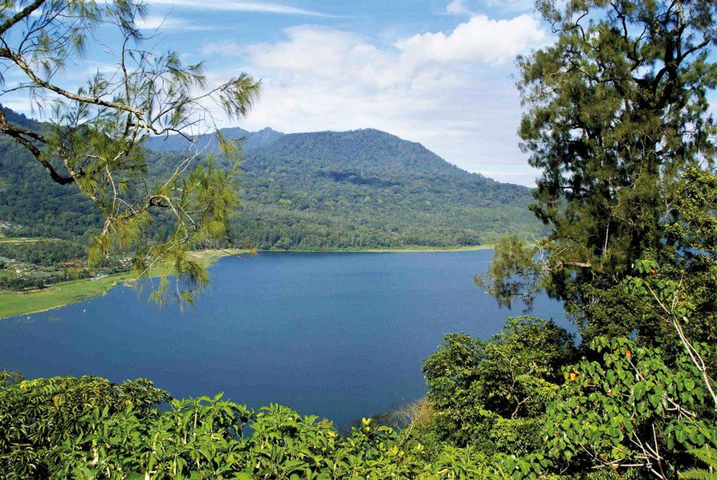Lake Buyan Munduk Bali Crater Lakes in Bali