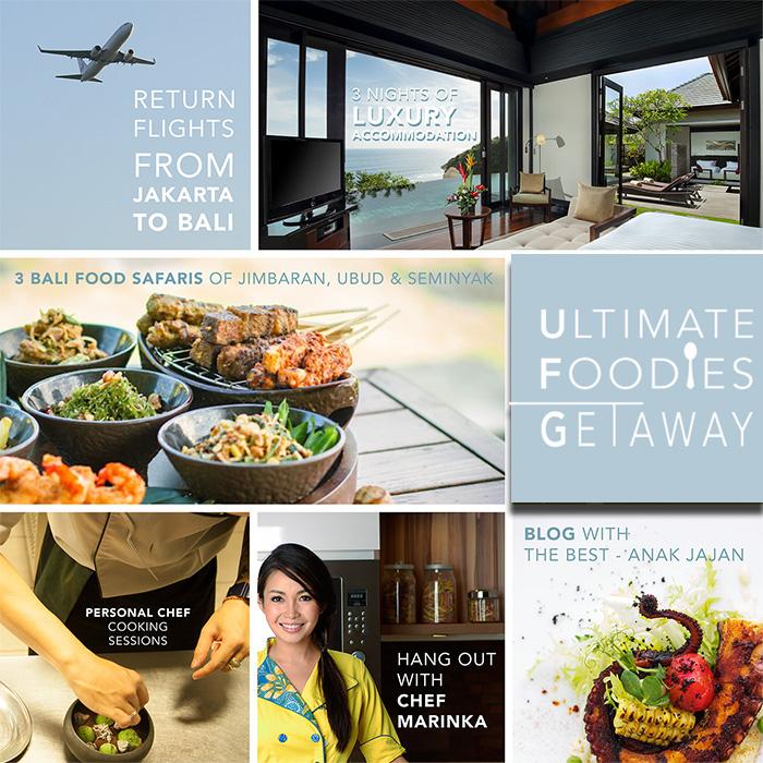 NB September 2016 - Ultimate Foodie Getaway