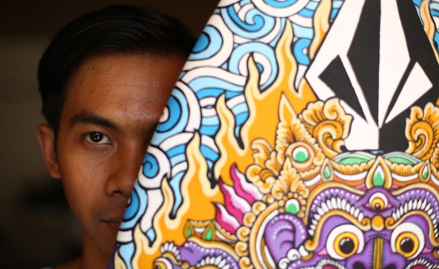 Volcom Indonesia Wayan Bayu Adhy Wiguna