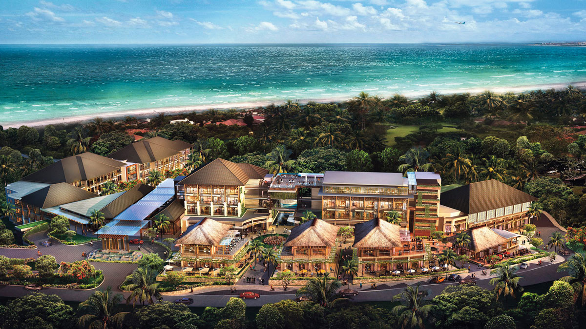 Mövenpick Resort & Spa Jimbaran Bali Mövenpick Resort & Spa Jimbaran Bali has quickly risen to become a favourite for families with their fantastic activities and experiences on offers for children. This Nyepi their stay package includes: daily buffet breakfast for 2 people, welcome drink and cold towel upon arrival, complimentary refreshment from Mini Bar upon arrival, complimentary Chocolate Hour, one-time buffet lunch and dinner on Nyepi Day, complimentary activities on Nyepi Day including Nyepi Meditation and Yin Yoga, complimentary 4 hour access daily to Meera Kids Club for children from 4 – 12 years old, and be entitled to an additional 30 minutes of relaxation with every 60-minute Arkipela Signature treatment booking during 6-8 March 2019 between 9.00 am to 2.00 pm. Price: Starts from IDR 2,088,000++/room/night in Classic Room. Save 30% off on second room for up to 2 children below 12 years old. Book Now: Mövenpick Resort & Spa Jimbaran Bali