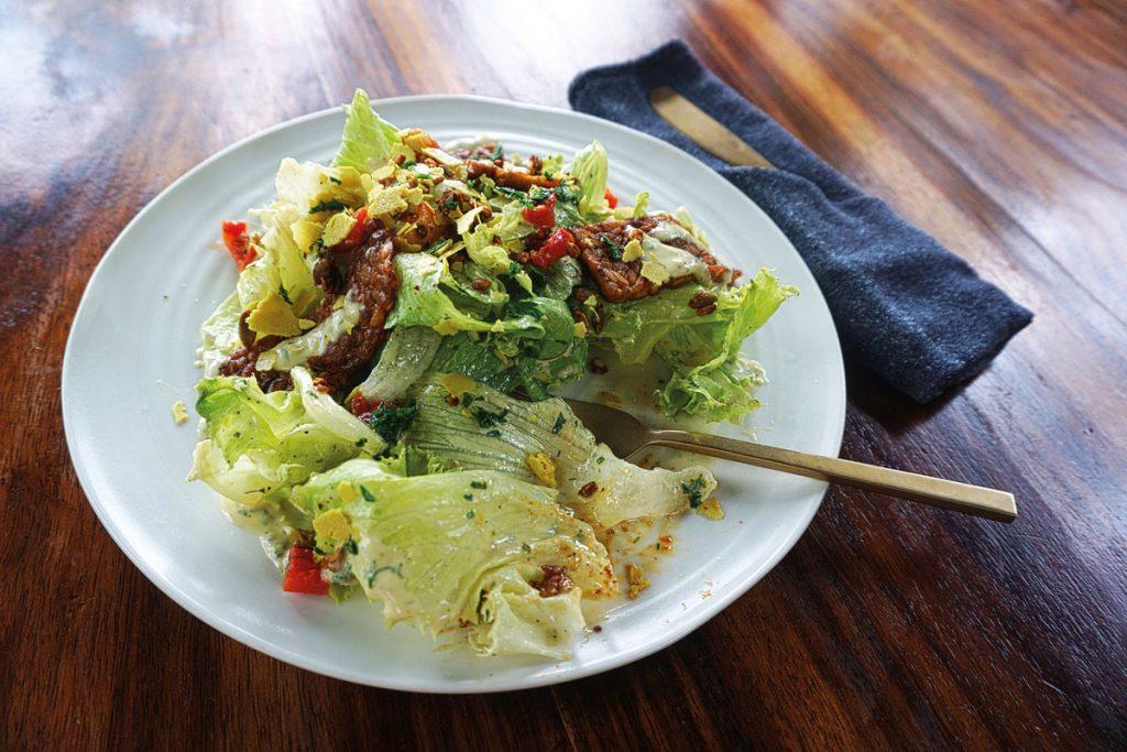 ACaesar-Salad