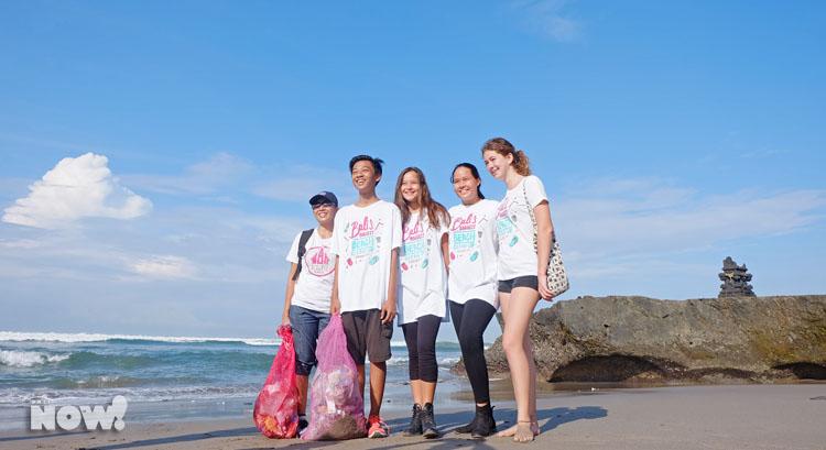 Balis Biggest Beach Clean Up