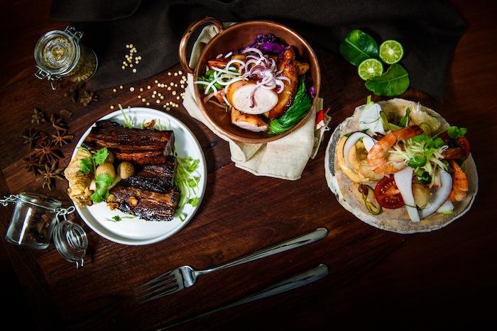 Opia Bali Jimbaran Food