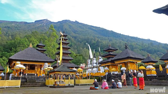Uniqueness of Bali