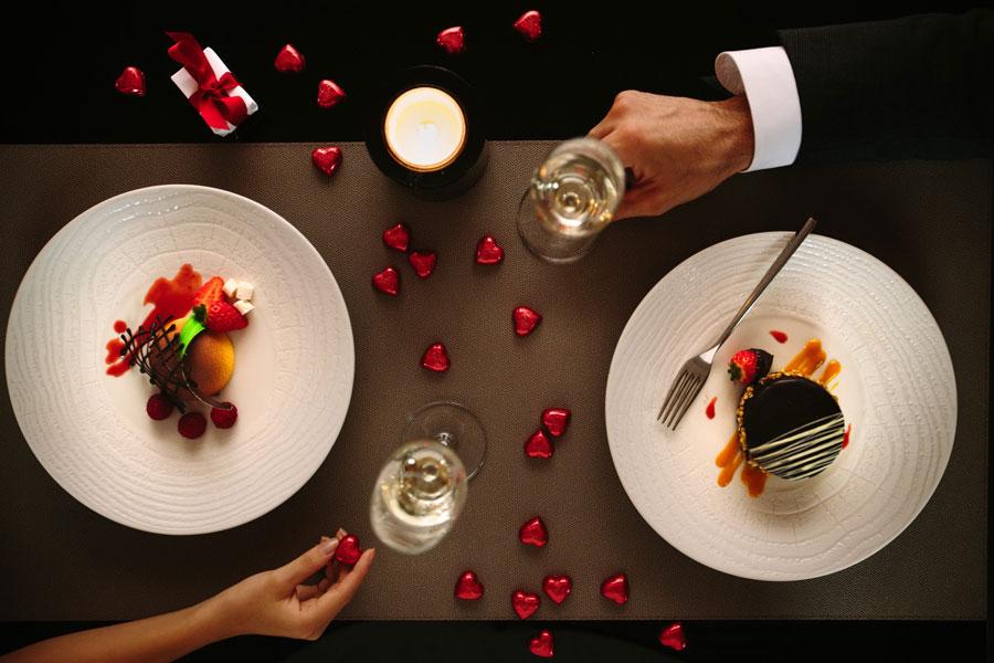 Romantic Dinner in Bali - Westin Ubud