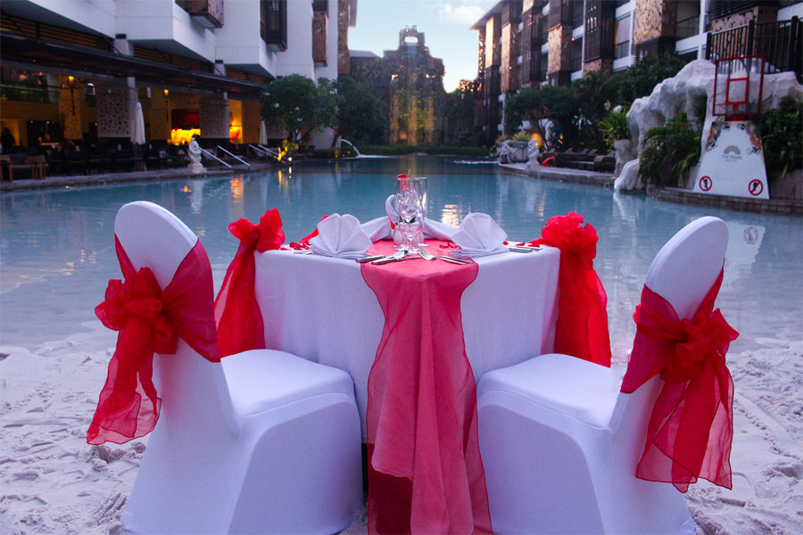 Valentines Day Romantic Dinner in Bali - Trans Resort Bali
