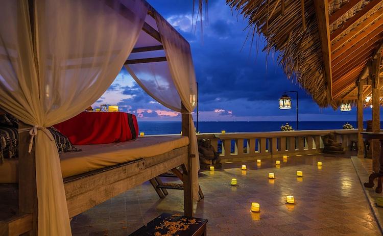 Valentines Day Romantic Dinner in Bali Tugu Canggu