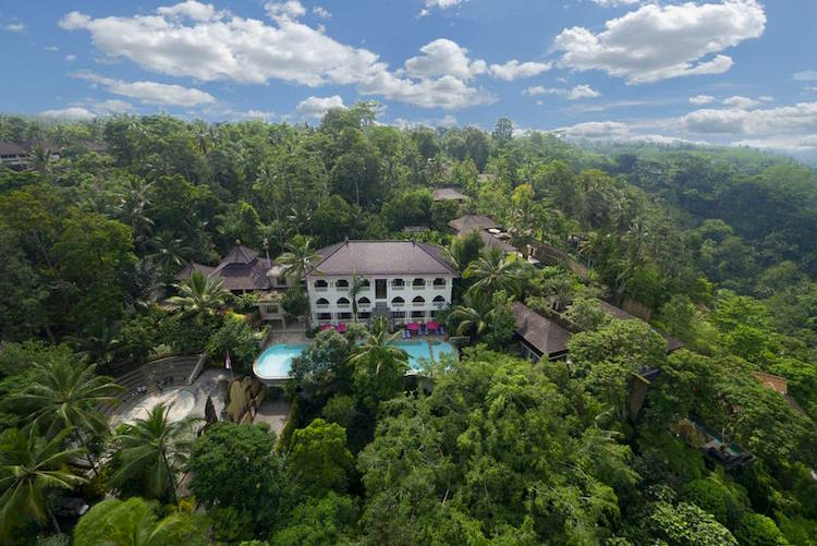 1. Ayung Resort Ubud Property