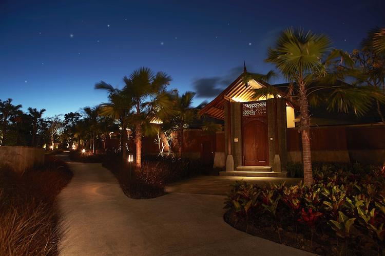 1. Hilton Bali Resort Villas