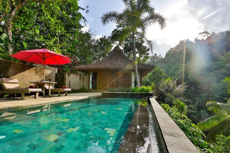 2. Ayung Resort Ubud Villa Suite
