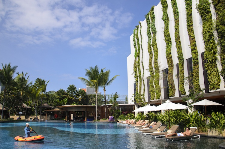 The Stones Hotel Legian Swimming Pool-3-2