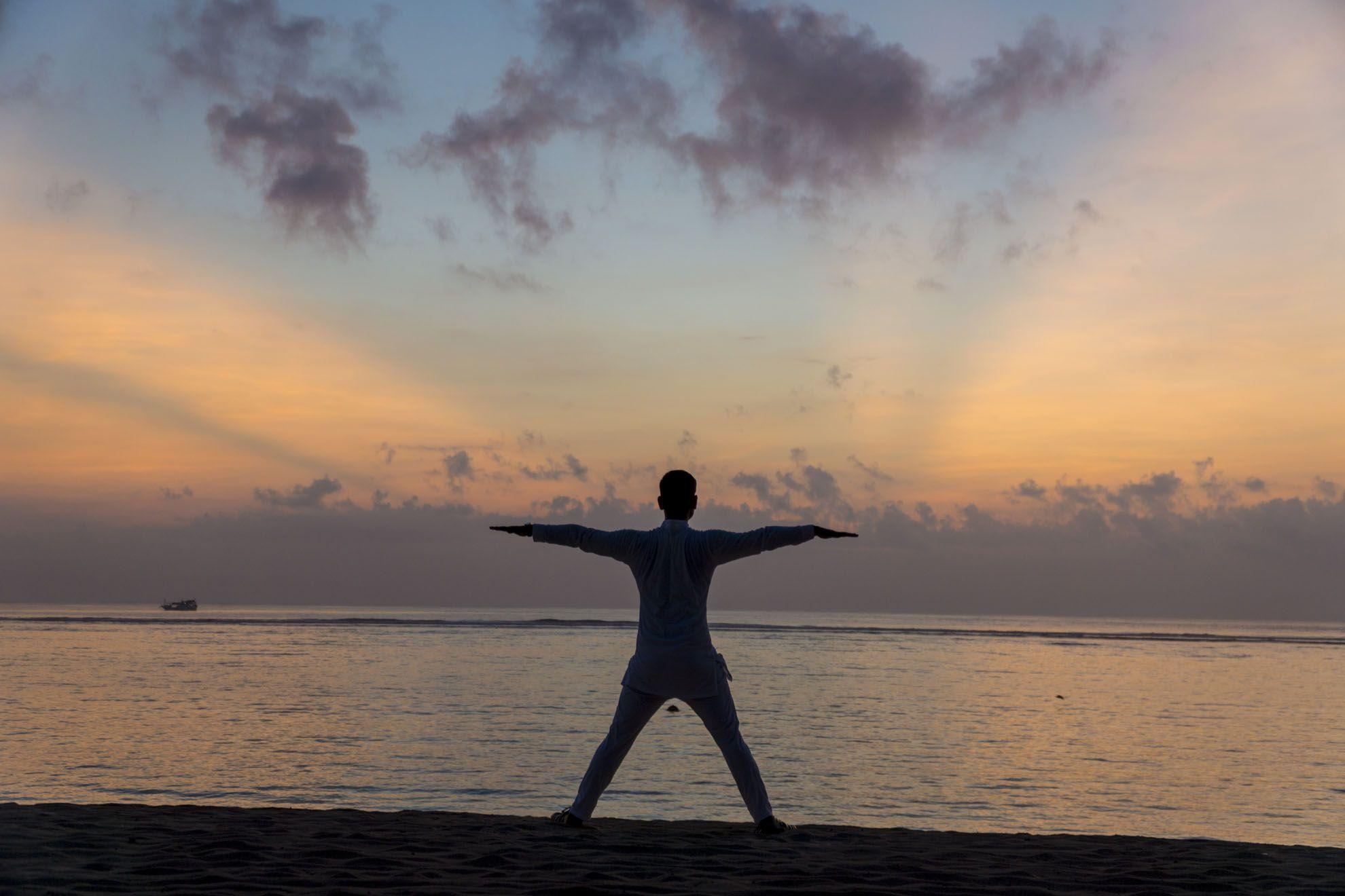Global Wellness Day Jitendra Pokhriyal Westin Bali 2
