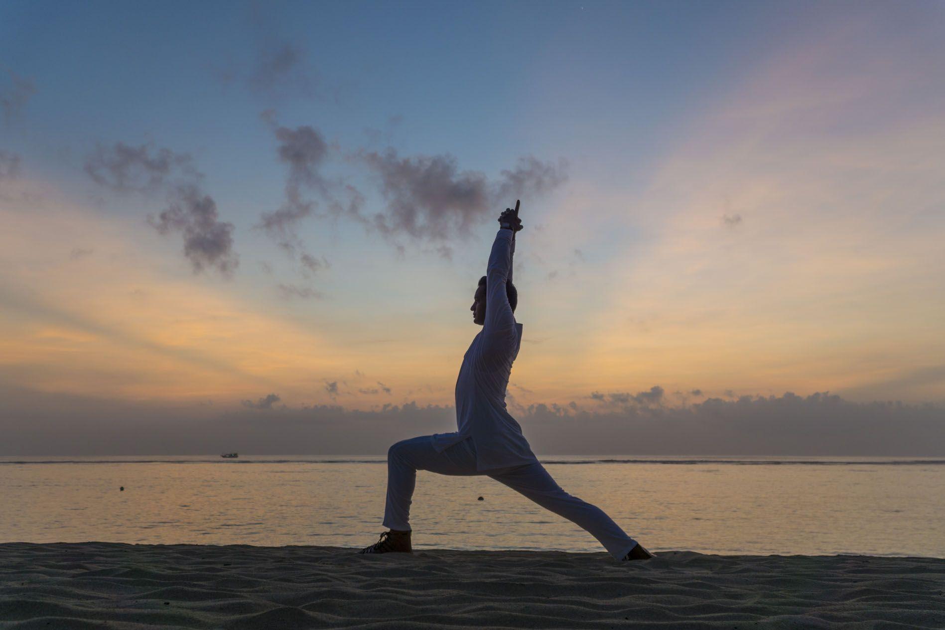 Global Wellness Day Jitendra Pokhriyal Westin Bali 4