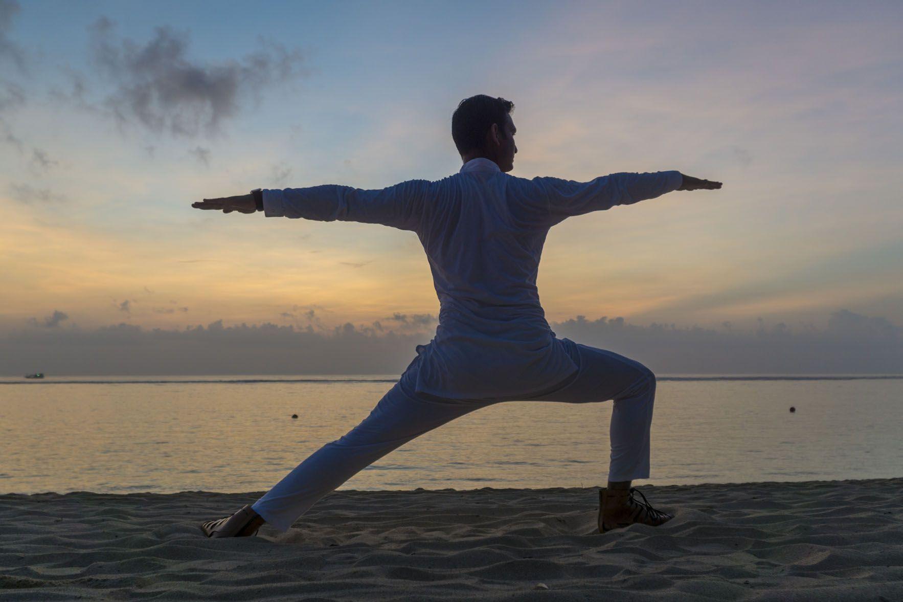 Global Wellness Day Jitendra Pokhriyal Westin Bali