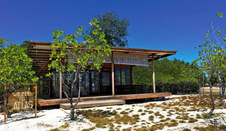 Atlas Pearls Farm in Flores