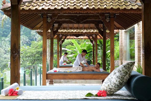 Ayung Resort Dewi Sri Spa Ubud