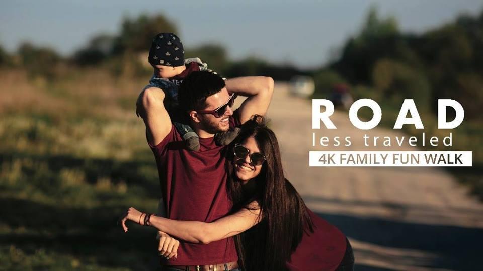 desa visesa 4km family fun walk 3