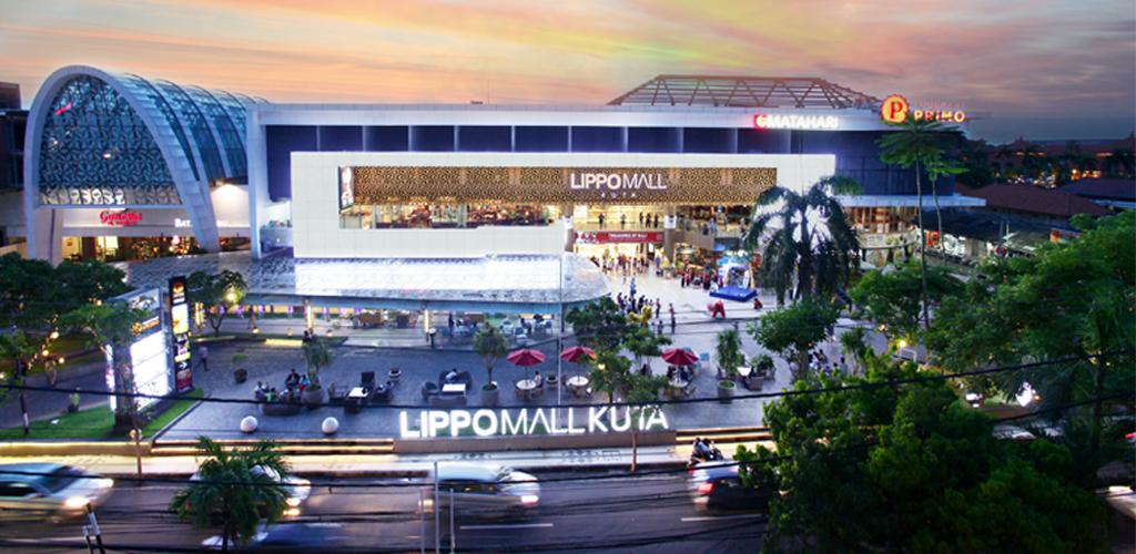 Bali Shopping Malls Lippo Mall Kuta