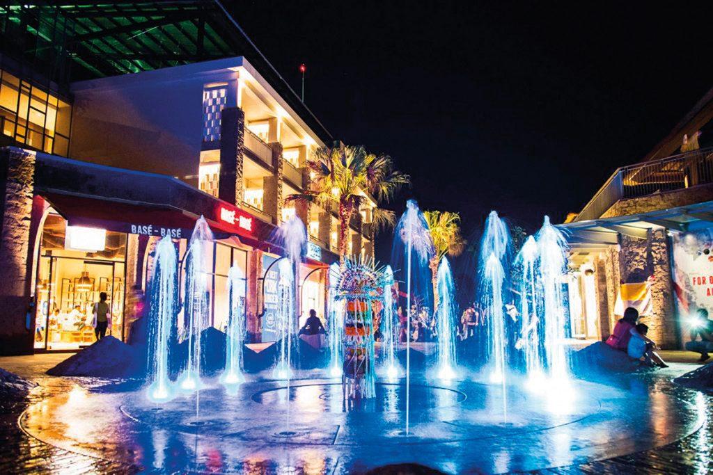 Bali Shopping Malls Samasta