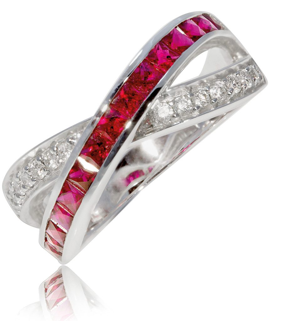 Theme - WTD - Jewellery Shopping - Jemme - RUBY INFINITY RING