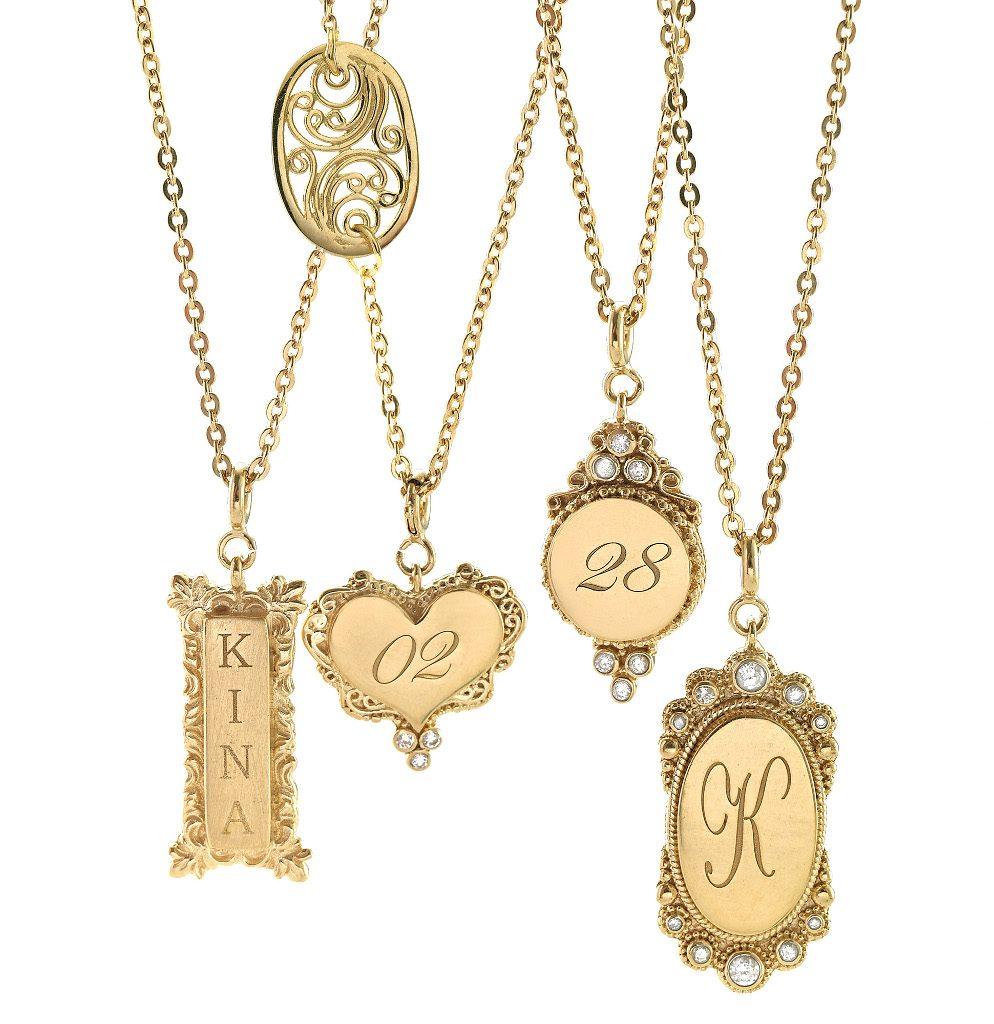 Theme - WTD - Jewellery Shopping - Tulola - Engrave Pendant