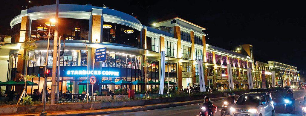 Bali Shopping Malls - Level 21 (1)