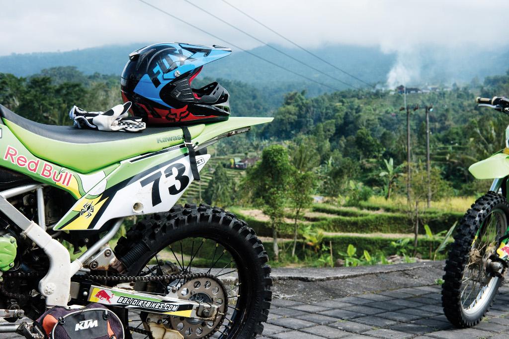 Dirt biking in Bali Bali Dirt Bikes