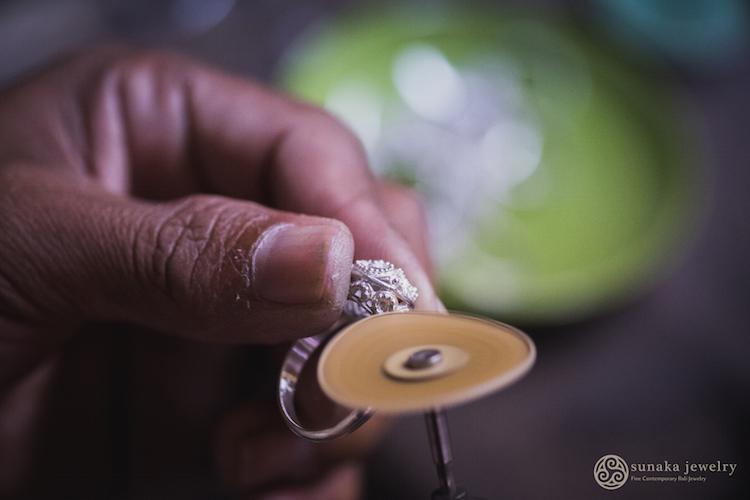 Celuk Village Silver Sunaka Jewelery Bali 123
