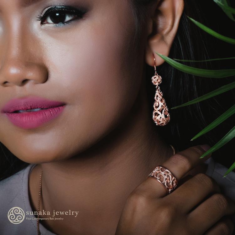 Celuk Village Silver Sunaka Jewelery Bali 5-2