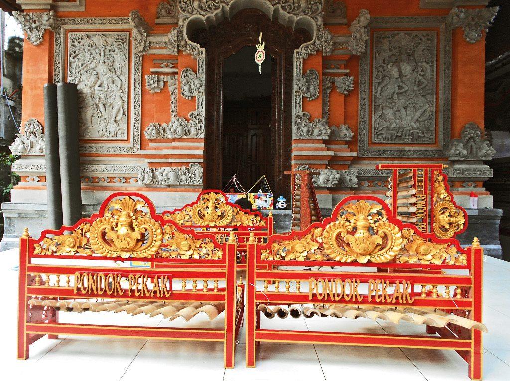 Theme - Traditional Music Instrument - Gamelan - pondok pekak library (2)