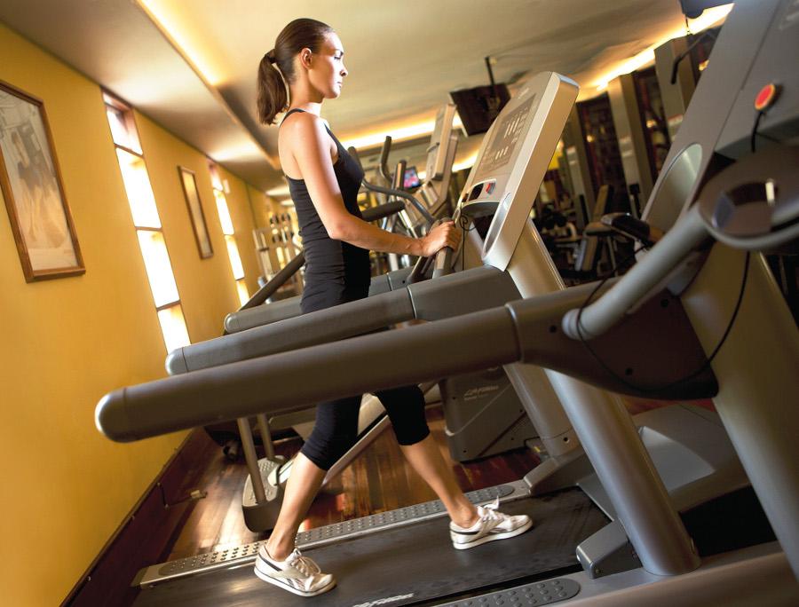 Gyms in Bali Nusa Dua Beach Hotel