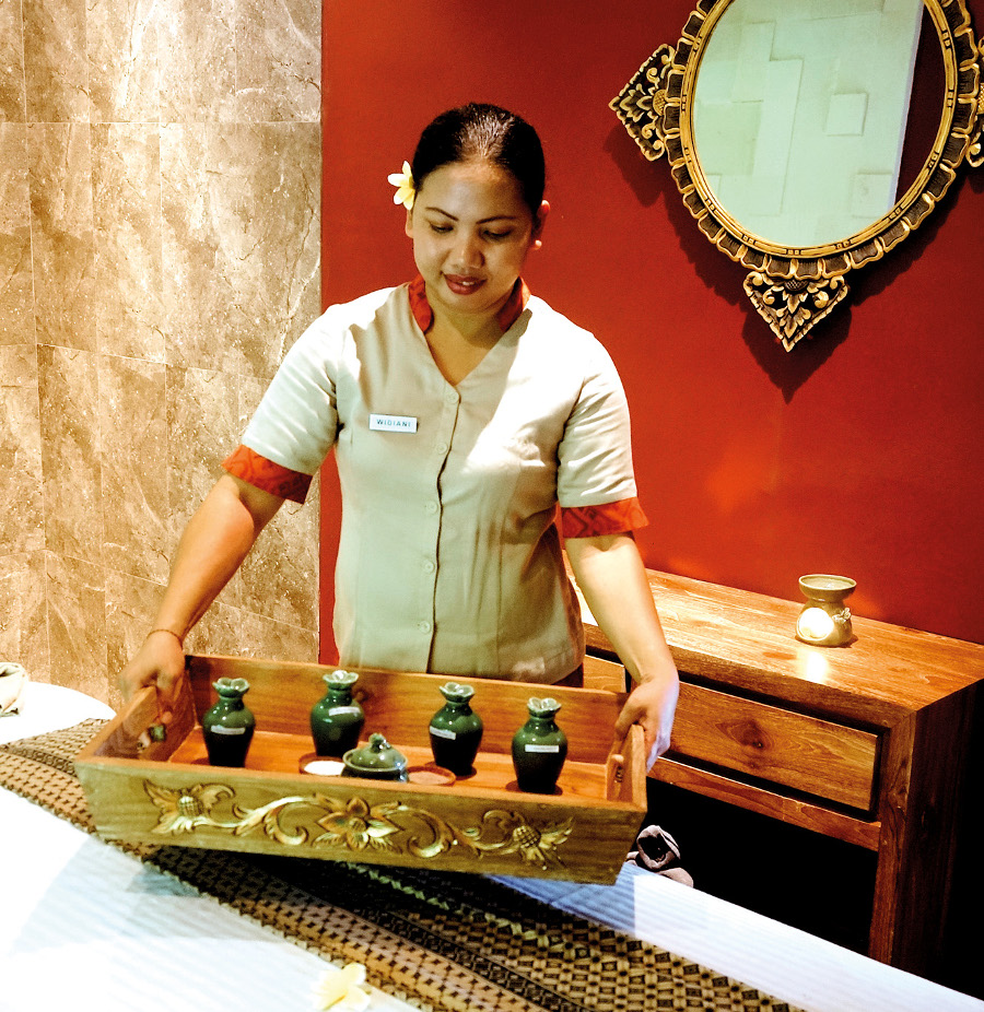 DS - A Rejuvenating Session at Wolas Spa