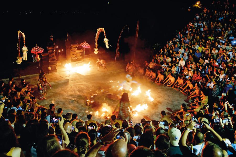 Kecak Fire Dance Bali Uluwatu